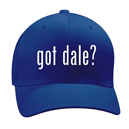 got dale? - A Nice Men's Adult Baseball Hat Cap, Blue, Large/X-Large
