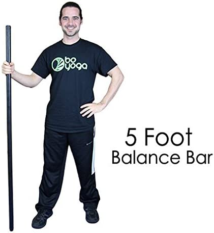 Balance Bar – Yoga Staff 5 Foot