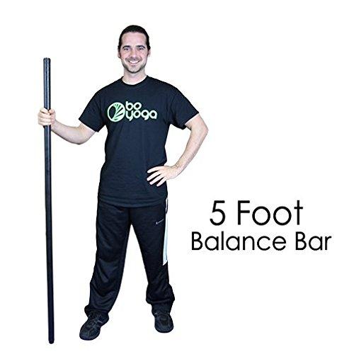 Balance Bar – Yoga Staff 5 Foot