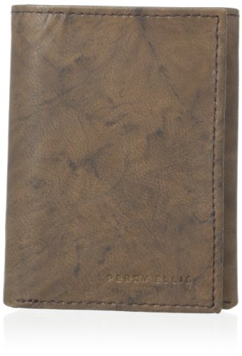 Perry Ellis Crunch Trifold Wallet