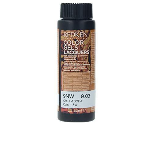 Redken Color Gel Lacquers #9Nw-Cream Soda V110-5 ml ...