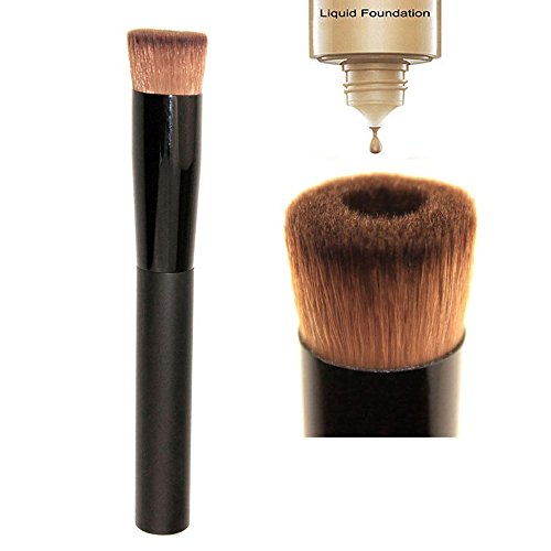 Price comparison product image HOSL Professional Face Liquid Foundation Concave Makeup Brush