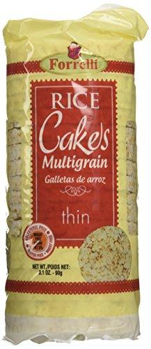 Salt Brown Rice Cake - 9