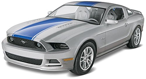 Revell Germany 2014 Mustang GT Model (Mustang Model Kit)