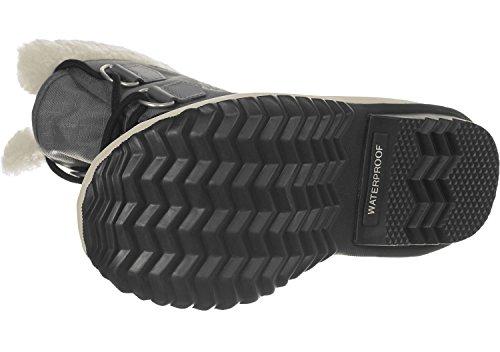 black Winter Sorel Women's Boots Carnival Pewter pUnAPnx