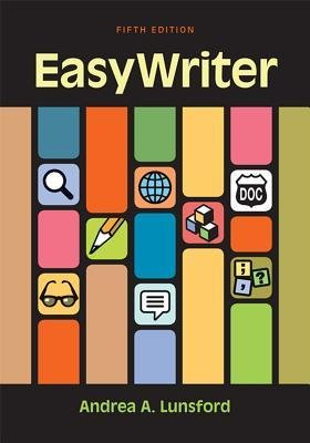 Download [(EasyWriter)] [Author: University Andrea A Lunsford] published on (November, 2013) PDF