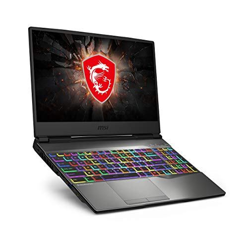 🥇 MSI GP65 Leopard 10SFK-047 15.6″ 144Hz 3ms Gaming Laptop Intel Core i7-10750H RTX 2070 16GB 512GB NVMe SSD Win10 VR Ready