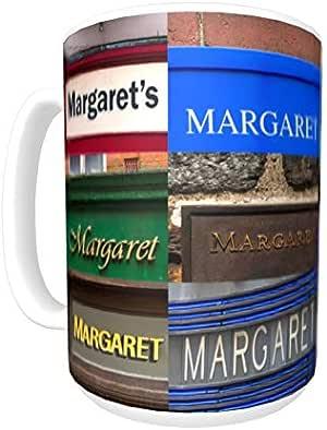 Amazon.com: MARGARET Coffee Mug/Cup - using photos of real ...