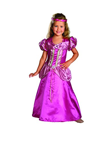 [Child's Fairy Tale Princess Costume, Large] (Toddler Renaissance Costumes)