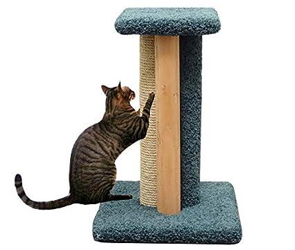Amazoncom Cozycatfurniture Cat Scratching Post Sisal Rope 24 Inch