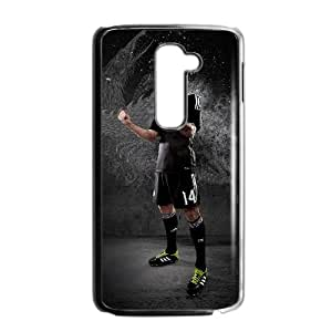 Real Madrid Black LG G2 Cell Phone Case Black as a gift R547234