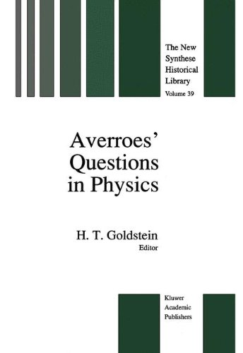 AverroesÆ'?? Questions in Physics