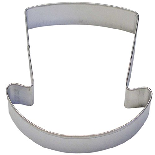 - Top Hat Tin Cookie Cutter 3.5 B0861 by CookieCutter.com