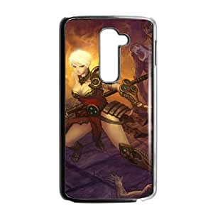 diablo iii LG G2 Cell Phone Case Black 53Go-217954