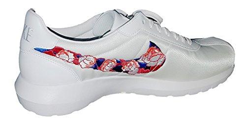 W Glow White hot QS Donna arancione Bianco Nike SW Arancione Scarpe Ld 1000 Lava Sportive Roshe Sunset d7Fq6T