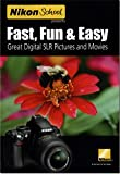 Nikon School DVD - Fast, Fun, & Easy Great Digital SLR Pictures for D3000 & D5000 Camera