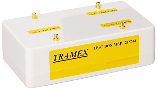 Tramex CALBOXMEP Calibration Check Box for Moisture Encounter Plus