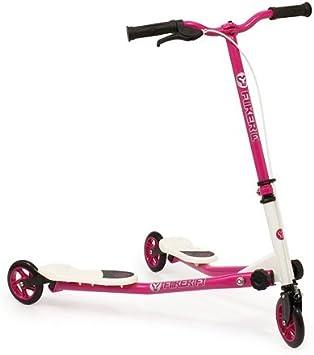 Yvolution Y Fliker F1 Flow Kids Drifting Scooter