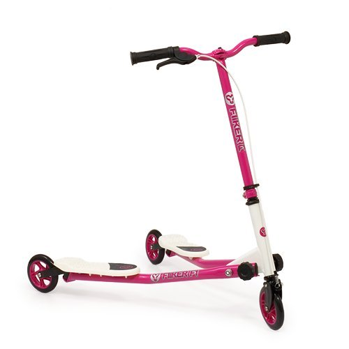 Yvolution Y Fliker Flow F1 Scooter, Pink