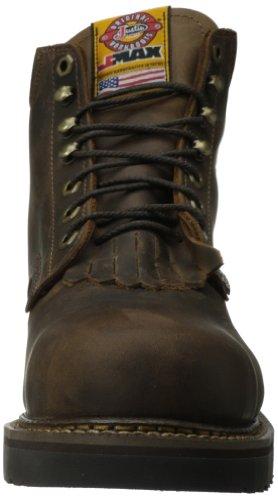 Justin Original Work Boots Heren Jmax Steel Te Steel Toed Work Shoe Stoere Bay / Gaucho