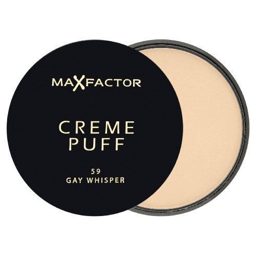Max Factor Creme Puff - 59 Gay Whisper by Max Factor