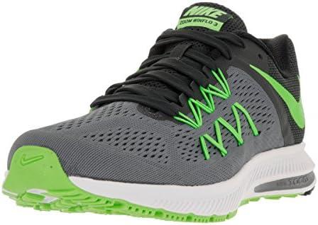 NIKE Men s Zoom Winflo 3 Running Shoe