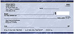 Blue Marble Personal Checks (1 Box of Singles)