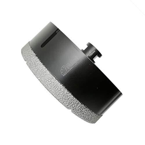 SHDIATOOL Diamond Drill Bits 6 Inch for Porcelain Ceramic Tile Marble Brick Vacuum Brazed Hole saw ()