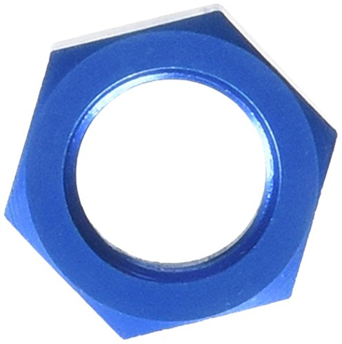 Aeroquip FCM2100 Blue Anodized Aluminum -06AN Lock Nut