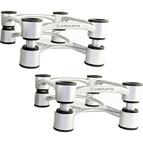 IsoAcoustics Aperta 200 Isolation Stands - Aluminum (pair) by IsoAcoustics
