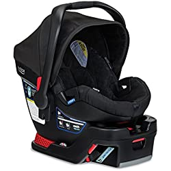 Britax B Safe-35 Infant Seat, Black