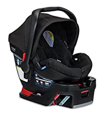 The B-Safe 35 Infant Car Seat is engineered with Britax's top safety technologies. The rear facing seat features a layer of side impact protection and the patented SafeCell Impact Protection System includes a steel frame and energy-absorbing ...