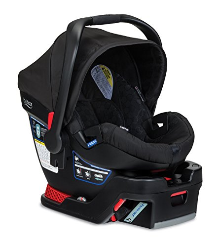 The Britax B Safe 35 Infant Seat for Extra Safety Image