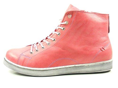 à Lacets Conti Rose 0341500 Andrea Chaussures Femme 0tqRzwxH4x