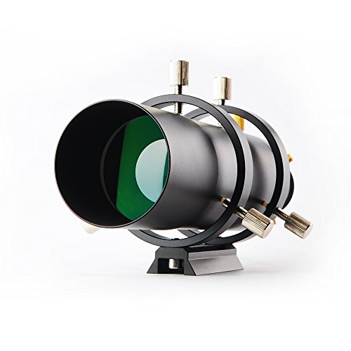 Solomark F60 60mm Guidescope 215mm Focal Length, F/3.6 Focal Ratio, Fully Coated w/Helical Focuser