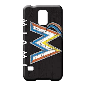 samsung galaxy s5 Extreme New Arrival Hot New phone cover skin miami marlins mlb baseball