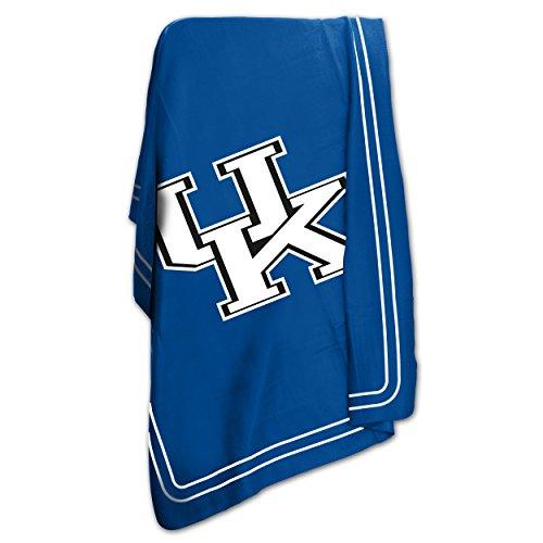 University of Kentucky Wildcats UK Fleece Throw ()