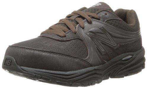 New Balance Men's MW840 Walking Shoe,Brown,11.5 4E US