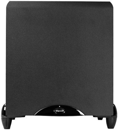 Klipsch Sub-12HG Synergy Series 12-Inch 300-Watt Subwoofer with High Gloss Trim (Black) 1
