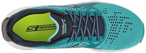 Go Femme Skechers Bleu Teal Bleu Navy 6 Sarcelle Chaussures Run Multisport Ride Outdoor 0dqwdWrC