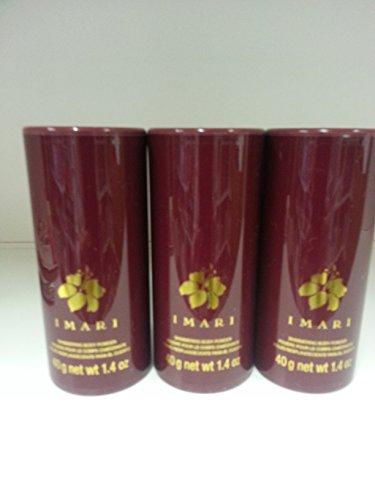 Avon Imari Perfumed Body Talc Powder Lot 3 Pcs.