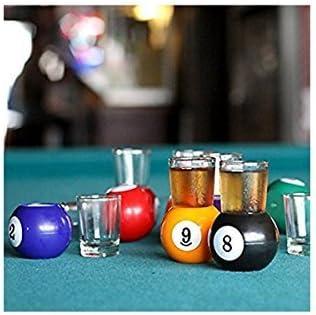 marelight disparos beber con bolas de billar piscina juego piezas ...