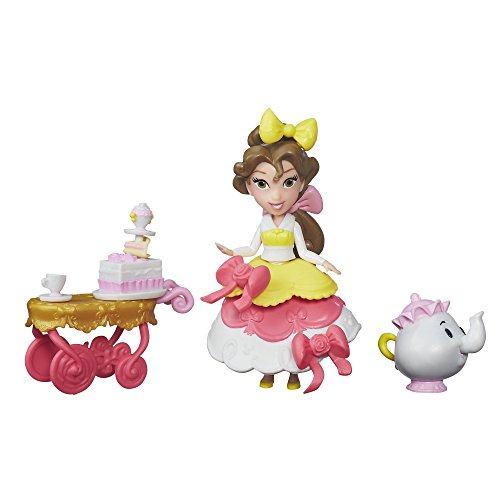 Teacup Costume Beauty And The Beast (Disney Princess Little Kingdom Belle's Teacart Treats)
