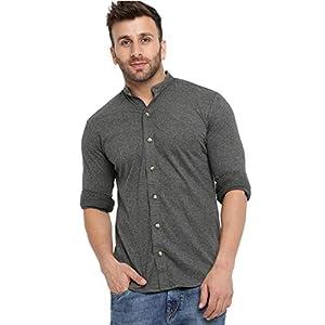 GRITSTONES Men's Regular Fit Shirt 11