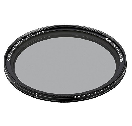 B+W 77mm XS-Pro Digital Vario ND with Multi-Resistant Nano Coating by B+W