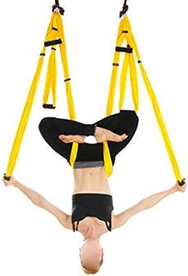 Yiruy Aerial Yoga altalena Volante amaca Set Anti-gravità 6 ...