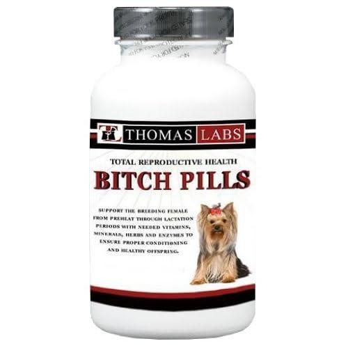 Bitch Pills - 60 Count Supplement