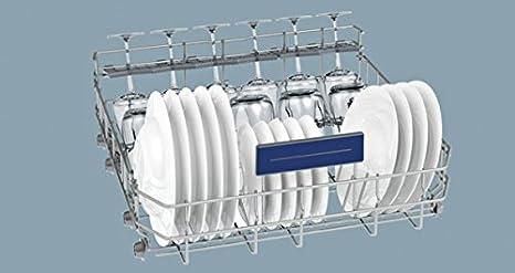 Siemens SN658D02ME lavavajilla Totalmente integrado 14 cubiertos A ...