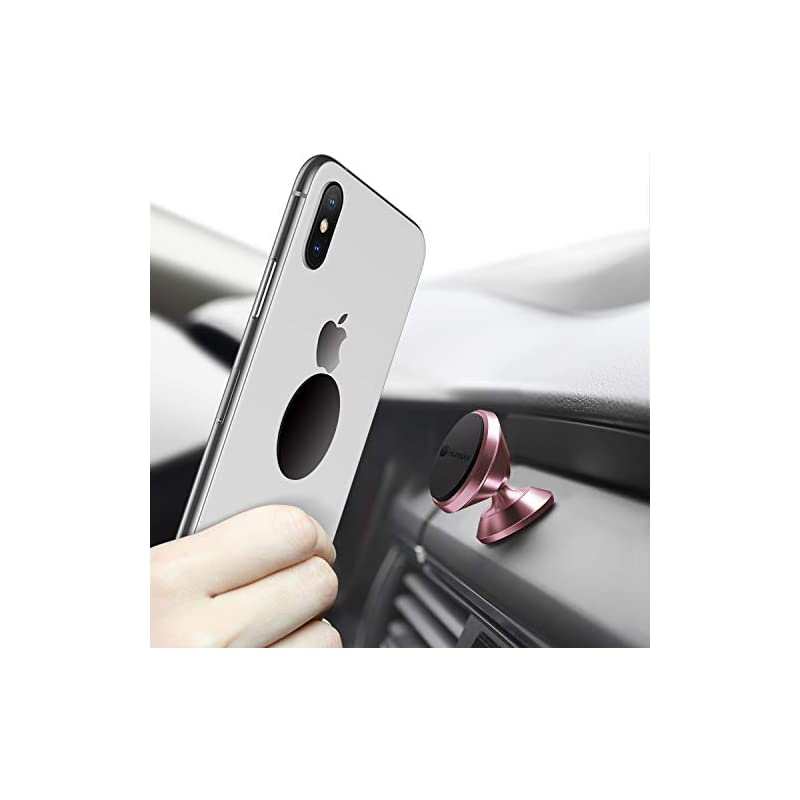 Magnetic Phone Holder for Car, Humixx 36