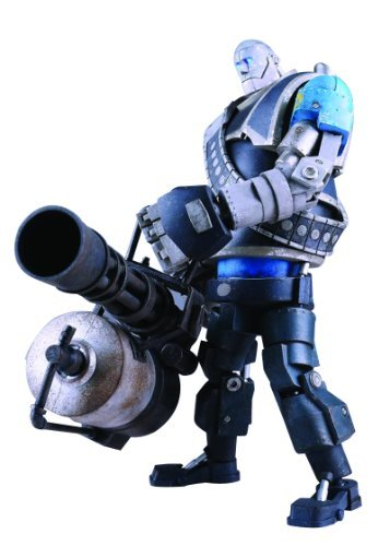 Amazon com: Three A Team Fortress 2: Blue Version Robot